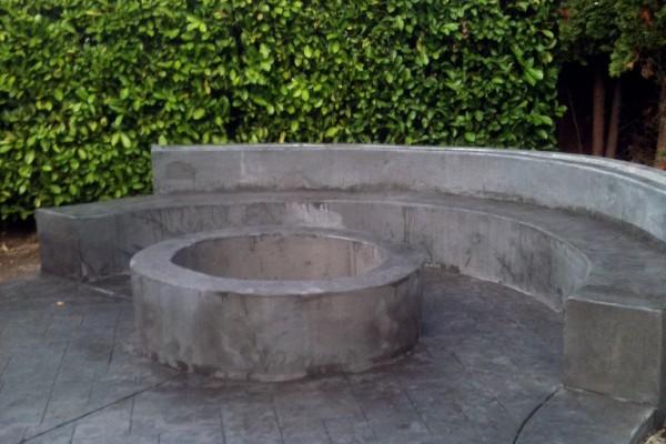 Concrete-Firepit