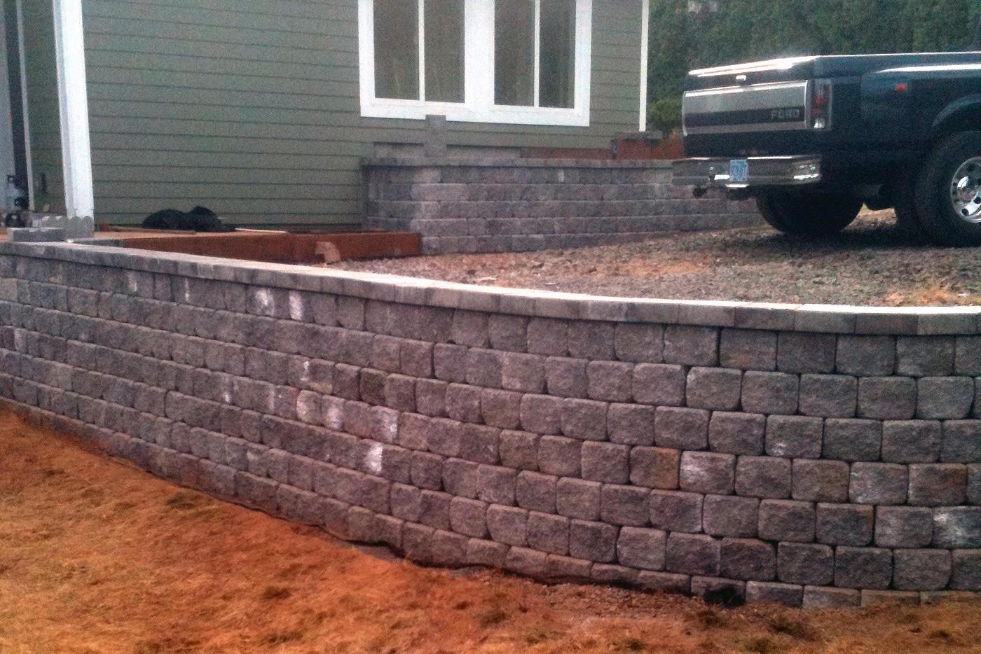 Retaining Walls ABC Backyard Construction